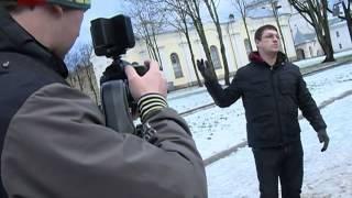 Известный актер Дмитрий Орлов провел авторскую экскурсию по Новгородскому музею-заповеднику