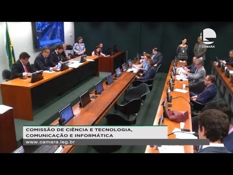 CIÊNCIA E TECNOLOGIA, COMUNICAÇÃO E INFORMÁTICA - Reunião Deliberativa - 12/11/2019 - 10:57