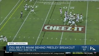 OSU wins the Cheez-It Bowl