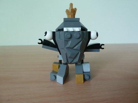Vidéo LEGO Mixels 41505 : Shuff