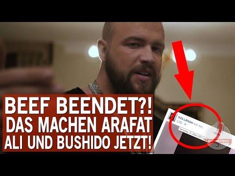 Beef BEENDET?! DAS machen Arafat, Ali und Bushido JETZT!
