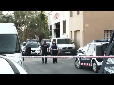 Els Mossos troben un cadàver a Argentona