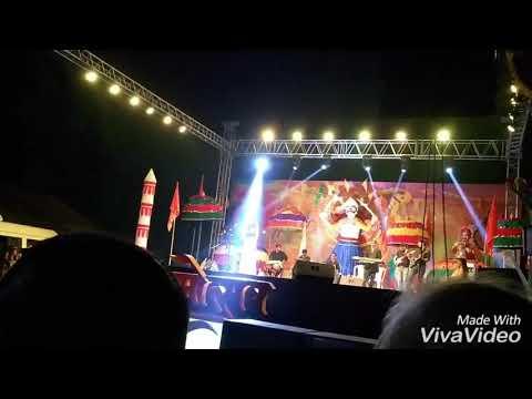 Attachh baya ka bawarla (Goa concert Performance)
