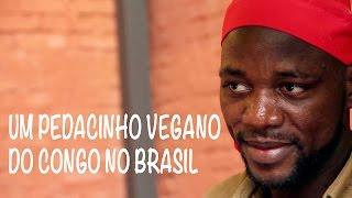 Congolinária: Um pedacinho vegano do Congo no Brasil