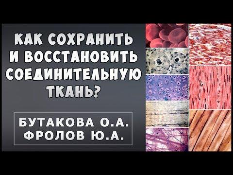Связки, хрящи, суставы, кожа. Как укрепить и восстановить! Бутакова О.А. и Фролов Ю.А.