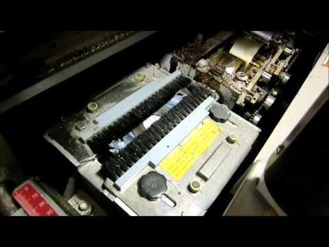 Horizon BQ 440 Perfect Binding Machine