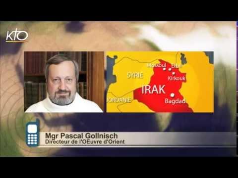 Attentat à Bagdad : réaction de Mgr Gollnisch, directeur de l'OEuvre d'Orient