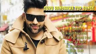Top 2018 New Songs Of Guru Randhawa ( Jukebox)