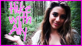 Fifth Harmony - Ally Gets Scared on Hike - Fifth Harmony Takeover Ep. 42