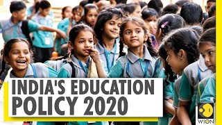 India gets new education policy after 34 years | Explainer | MHRD | WION - Download this Video in MP3, M4A, WEBM, MP4, 3GP