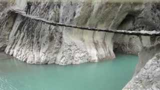preview picture of video 'Holtë Canyon (Kanioni i Holtes)'