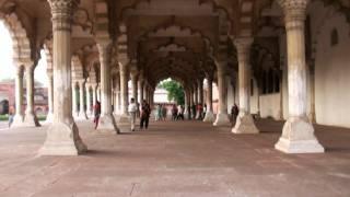 Diwan-i-am and Diwan-i-khas, Agra Fort
