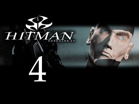 Hitman: Codename 47 - Бойня в рыбном ресторане \