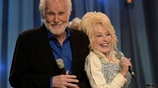"""Dolly Parton & Kenny Rogers - """"Islands in the Stream"""" (Smoky Mountains Rise Telethon)