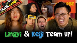 Killer Game S3EP5 Lingyi and Keiji Team Up!