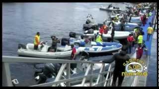 Campeonato del Mundo de Pesca Submarina. Vigo 2012