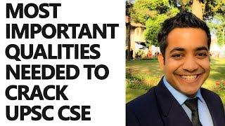 Roman Saini [Hindi] - Most important qualities needed to crack UPSC CSE