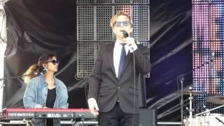 Johnny Hates Jazz - Magnetized - Live @ Mello Festival 2017