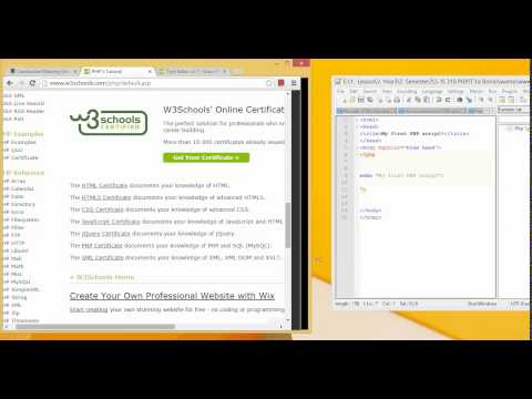 mp4 Php Coding W3schools, download Php Coding W3schools video klip Php Coding W3schools