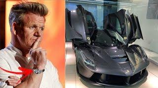 Top 10 propiedades millonarias que Gordon Ramsay tiene