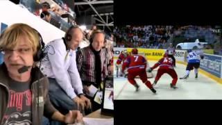 Mertarannan Reaktio Granlundin Ilmaveiviin | Jääkiekon MM 2011