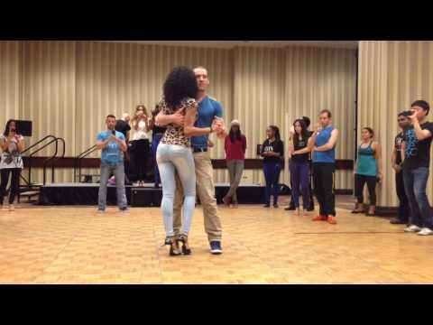 Aprenda a Dançar Kimzoba  - Felicien and Isabelle
