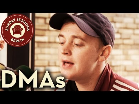 "DMA's ""Delete"" (Unplugged Version) Sunday Sessions Berlin (видео)"