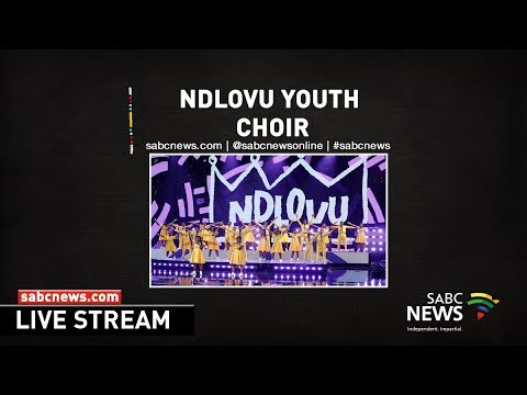 Ndlovu Youth Choir media briefing