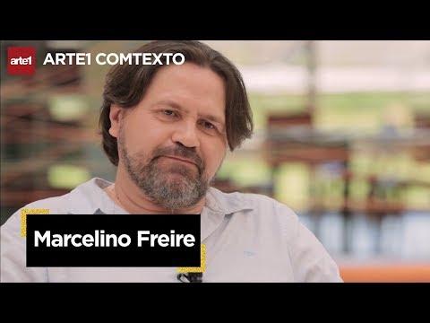 MARCELINO FREIRE | #Arte1Comtexto ENCONTROS LITERÁRIOS