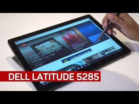 Dell Latitude 5285 2-in-1 review