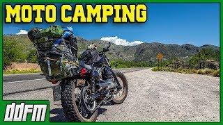 Everything I Bring With Me Motocamping Samye Populyarnye Video