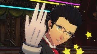 Persona 5: Dancing in Starlight- Everyone's Butler Uniform -Costume Showcase-