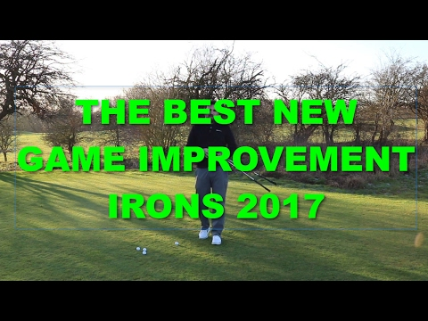 The Best Game Improvement Irons 2017