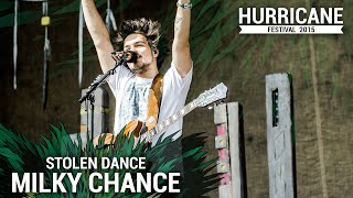 MILKY CHANCE - Stolen Dance (Live At Hurricane Festival 2015)