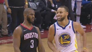 Rockets Go Up 3-2! CP3 Injury Game 5! 2018 NBA Playoffs