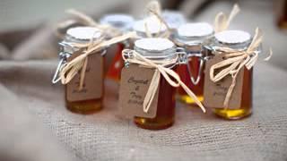 Edible Wedding Favor Ideas