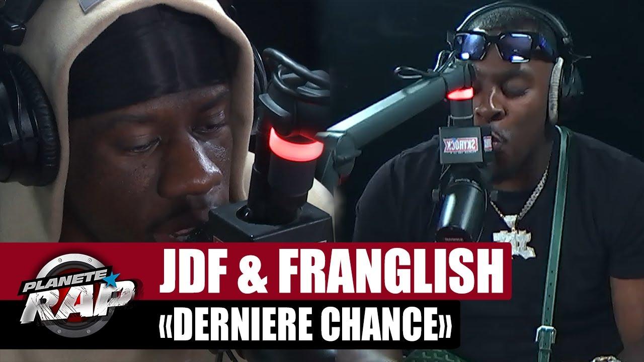 """Joé Dwèt Filé feat. Franglish """"Dernière chance"""" #PlanèteRap"""
