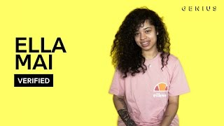 """Ella Mai """"10,000 Hours"""" Official Lyrics & Meaning 