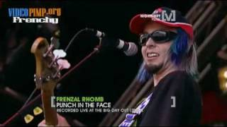 Frenzal Rhomb - Punch In The Face (Big Day Out 2005) - videopimp