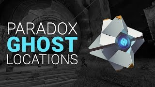 Destiny: Paradox Heroic Mission Ghost Memory Locations