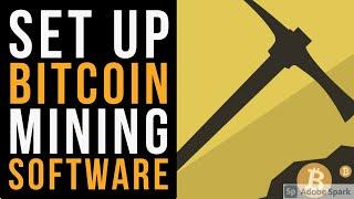 Easyminer Bitcoin-Setup.