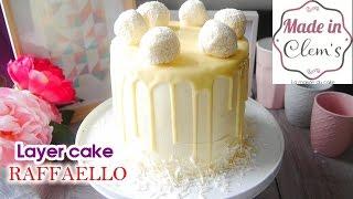 LAYER CAKE RAFFAELLO
