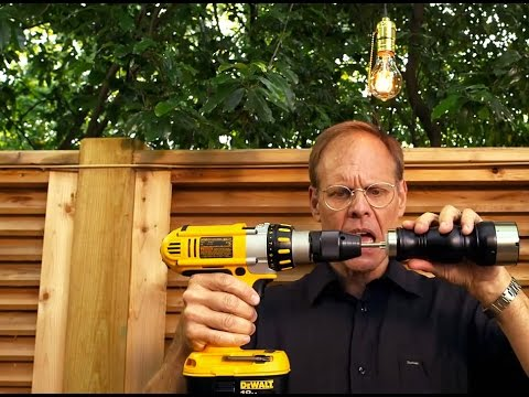 How To Make A Drill-Powered Pepper Grinder