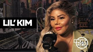 Ebro In The Morning - Lil Kim Keeps It Real On Nicki Minaj, Biggie Relationship, Female MC's & New Music