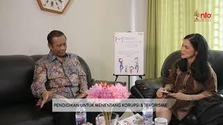 Happy Parenting with Novita Tandry di Berita Satu TV tamu Bapak Prof. DR. Mohammad Mahfud MD, SH