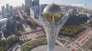 Арнайы жоба - Астанаға 20 жыл. «Ел жүрегі - Астана». «Шығыс аруы»