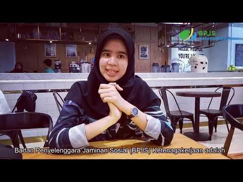 SAYA adalah calon Pekerja Sadar BPJS Ketenagakerjaan  - Bunga Harumi Saktia