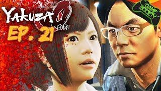 Gambar cover Naughty Couple | Yakuza Zero For Pimps (E21)