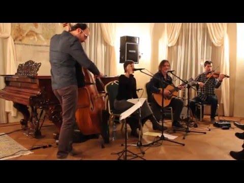 Trio Kateřina García, Luboš Malina a Tomáš Liška, host Pepa Malina - Podzimni Motyli