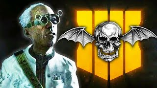 NEW BO4 ZOMBIES EASTER EGG SONG: AVENGED SEVENFOLD SONG TEASER! (Song for Classified?)